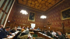 Transitional Council delegates participate in seminar on evaluating British foreign policy at British House of Commons