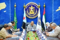 Presidency of the Southern Transitional Council holds its periodic meeting chaired by Major General Ben Brik