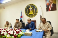 Major General Ben Brik presides emergency meeting of Southern Transitional Council bodies