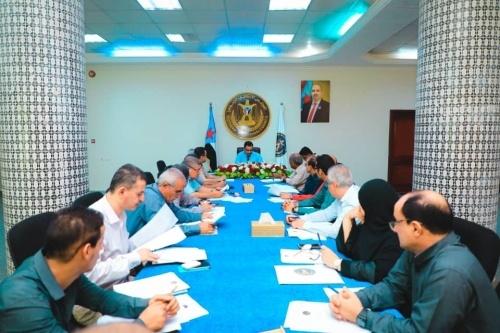 The General Secretariat discusses practical steps to confront Corona virus epidemic