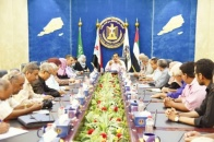 High Relief Committee of the Council stresses on implementing measures to counter Corona virus