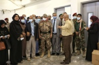 Chairman of the National Assembly inspects quarantine centers in Borika