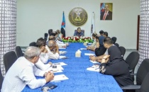 The General Secretariat holds its weekly meeting chaired by Major General Al-Sokatri