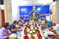 Major General bin Brik chairs joint meeting of Self-Administration Committee and Economic Team of the Council