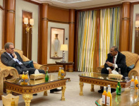 President Aidaroos Al-Zubaidi receives the French Ambassador to Yemen