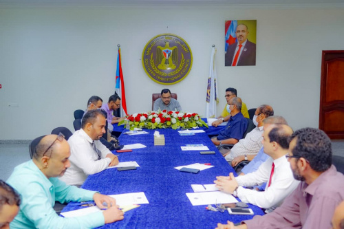 The General Secretariat holds its periodic meeting and discusses status of services