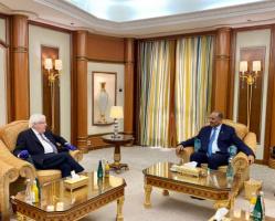 President Aidaroos Al-Zubaidi receives Envoy of the UN Secretary General