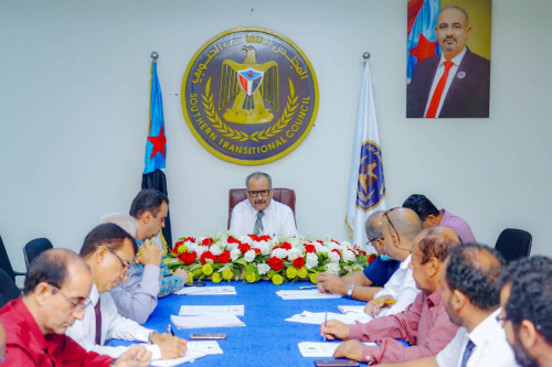 Al-Jadi chairs the first periodic meeting of the General Secretariat after Corona pandemic