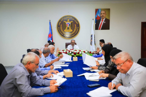 General Secretariat of Transitional Council praises mass demonstrations that support Self-Administration of the South