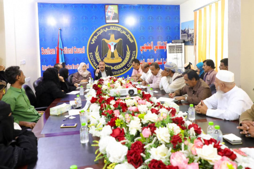 Major General Bin Brik chairs meeting of administrative body of the National Assembly