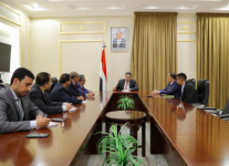 Head of Negotiations Affairs Unit meets the designated Prime Minister