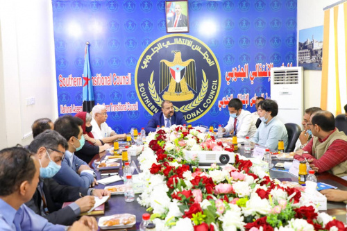 Major General Bin Brik praises role of international relief and humanitarian organizations operating in the south