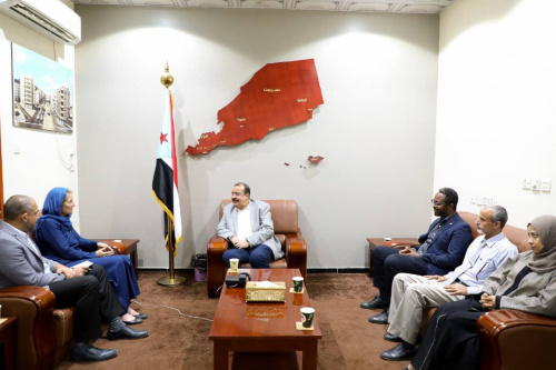 Major General Bin Brik praises role of International Mission of Red Cross in Aden the capital and neighboring governorates