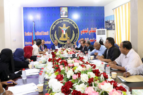 Major General Bin Brik chairs the periodic meeting of Administrative Board of the National Assembly