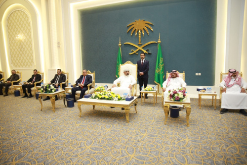 President Al-Zubaidi attends celebration of Southerners in the Kingdom on occasion of Saudi National Day