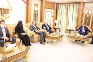 "President Al-Zubaidi clarifies the Council's position on the ""joint declaration."""