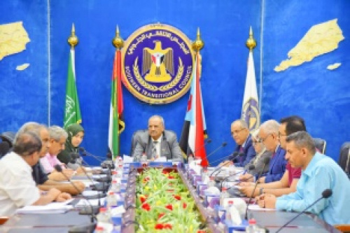 """Presidency of Transitional Council praises steadfastness of our southern armed forces to thwart """"Houthi-Brotherhood"""" scheme"""