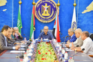 Presidency of Southern Transitional Council holds its Periodic meeting chaired by Al-Jaadi