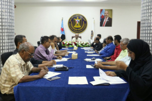 The General Secretariat reviews developments in political scene and performance of cultural department