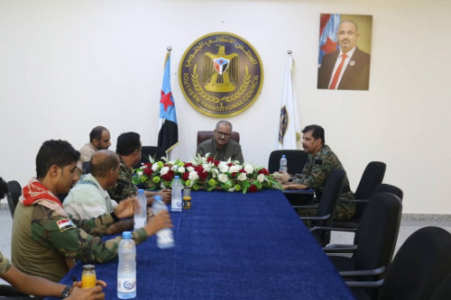 The Assistant Secretary-General meets Commander of Special Forces and Combating Terrorism Brigade