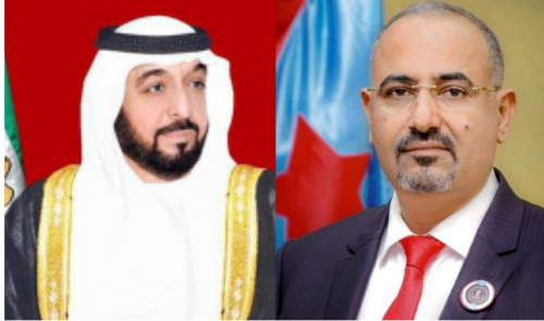 President Al-Zubaidi congratulates the Emirati leadership on the 49th National Day