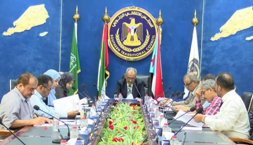 The Presidency of the Southern Transitional Council discusses directions for Council's work plan of 2021