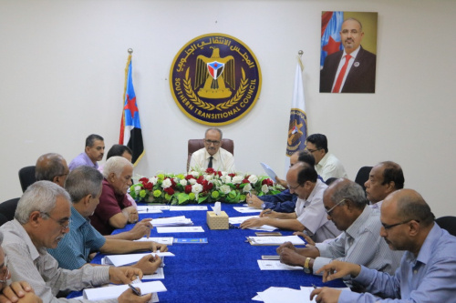 The General Secretariat stands before indicators of targeting Aden International Airport