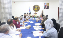 The General Secretariat reviews latest preparations for Southern Reconciliation and Tolerance event
