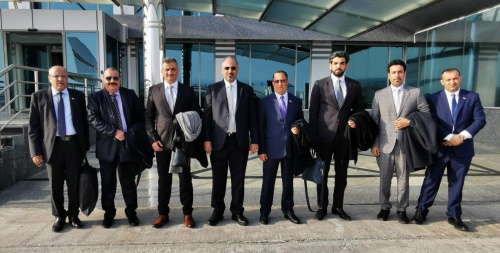 President Al-Zubaidi heads high-level delegation on official visit to the Russian capital Moscow