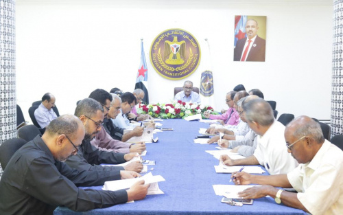 The General Secretariat reviews economic scene in South and performance of Studies and Research and Social Affairs departments
