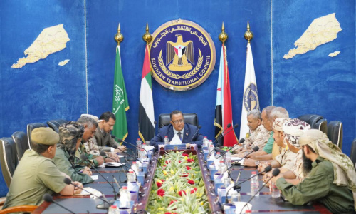 Dr. Al-Khobaji informs Military and Security Committee about the progress in the negotiation process