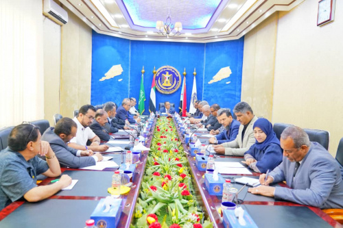Presidency of Southern Transitional Council stresses government role in addressing economic and service conditions