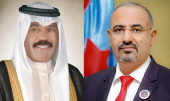President Al-Zubaidi congratulates Emir of Kuwait on National Day and anniversary of liberation