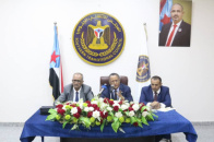 Dr. Al-Khobaji meets with heads and staff of General Secretariat departments and inspects progress of work