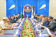 Presidency of Transitional Council discusses developments in military and security situation in the South