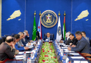 The Presidency of Southern Transitional Council holds its periodic meeting chaired by Al-Khobaji