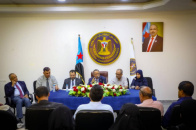Dr. Al-Khobaji holds extended meeting with administrative body and some members of the National Assembly
