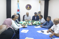 With participation of Al-Jaadi - Executive body of Transitional Council in Aden the capital holds its periodic meeting