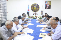 The General Secretariat reviews the performance of its political and legal departments
