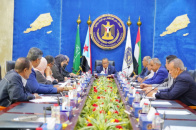 Presidency of the Southern Transitional Council holds its periodic meeting chaired by Al-Khobaji