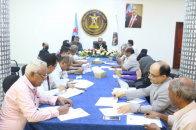 The General Secretariat holds its periodic meeting and stands on performance of some of its departments