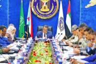 The Presidency of the Transitional Council discusses developments of events taking place in the South