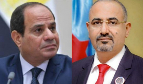 President Al-Zubaidi offers condolences to President Al-Sisi and people of Egypt for victims of train collision in Sohag