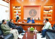 Al-Khobaji praises national and humanitarian role of Disabled Care and Rehabilitation Fund in Aden the capital