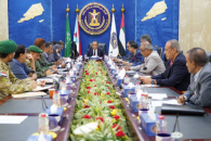 Presidency of Transitional Council reviews level of government commitments implementation in services and economic fields