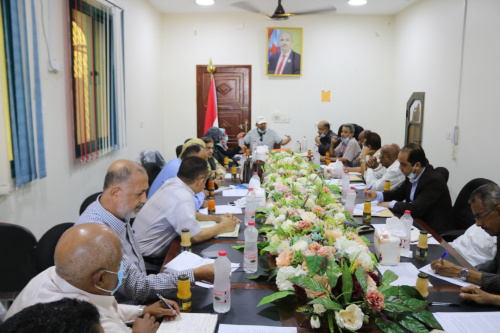 Supreme Economic Committee of the Southern Transitional Council holds its periodic meeting