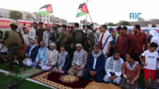 Southern Transitional Council condemns Israeli storming of Al-Aqsa Mosque and targeting Palestinian civilians in occupied Jerusalem