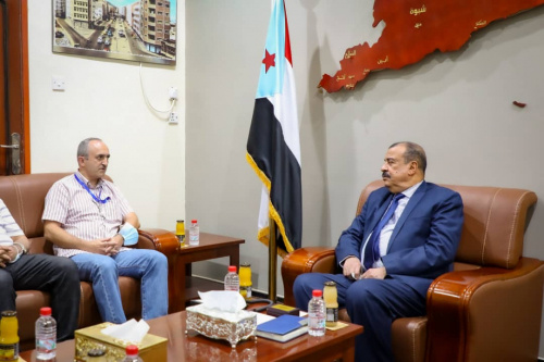 Chairman of the National Assembly receives the Head of United Nations Operations in Yemen