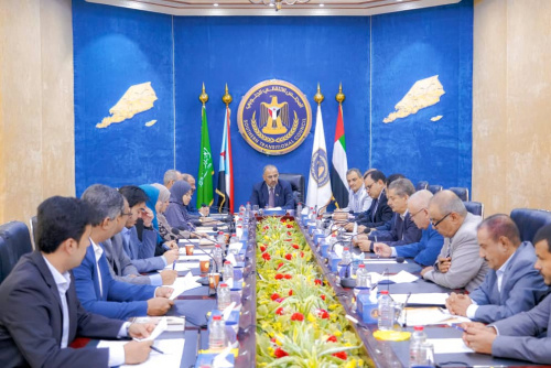 Presidency of Southern Transitional Council holds its periodic meeting chaired by President Al-Zubaidi
