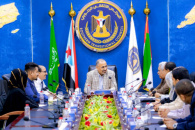 President of Al-Zubaidi chairs joint meeting of legal department in the Secretariat and Legal Committee of National Assembly